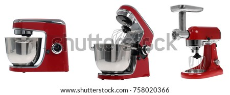 food processor on a white background #758020366