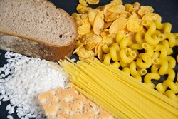 food with carbs