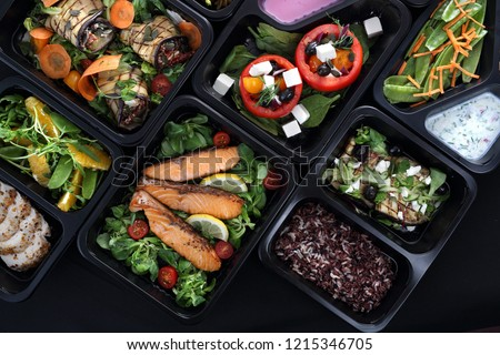 Food with delivery. Menu suggestions in catering with delivery.
