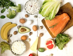 Foods rich in trace elements and vitamins to fight and prevent the coronavirus COVID-19