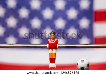 e6989478832 Free photos Close up of a Football Player with a yellow uniform on a ...