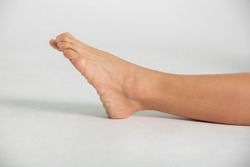 Foot Exercises Ankle Pump Down