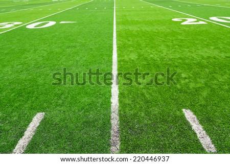 Football field #220446937