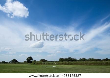 Football ground #286196327