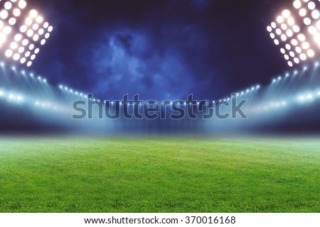Shutterstock Football ground