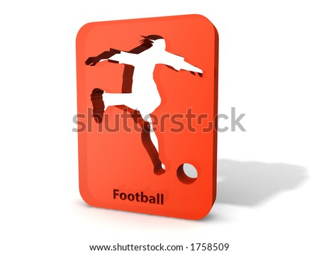 Football Sign