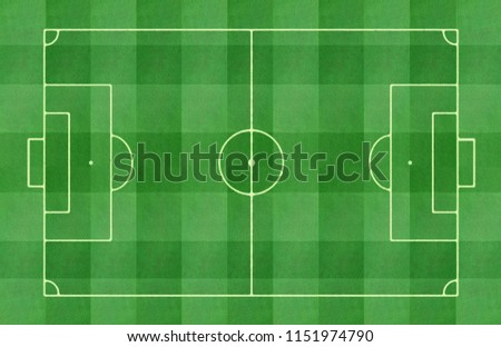 Football Soccer Stadium Basketball #1151974790
