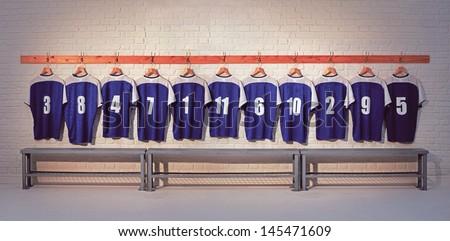 Football Team Shirts