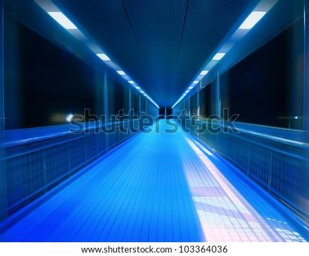 footpath tunnel #103364036