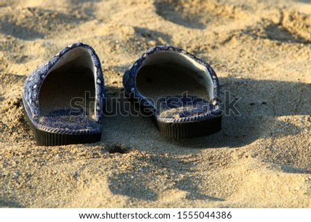 footprints on the shores of the Mediterranean #1555044386