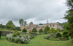 Forde Abbey, in Dorset, England