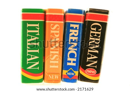 Foreign language dictionaries