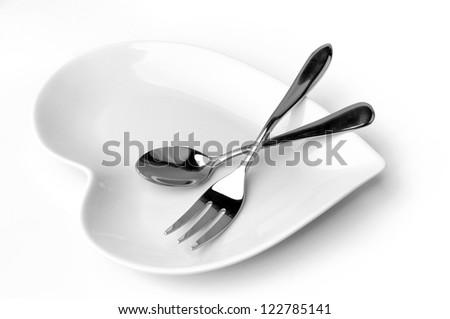 Fork spoon tableware