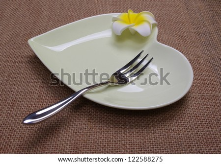 Forks and cutlery