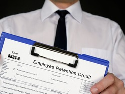 Form 5884-A Employee Retention Credit