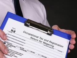Form 11-C Occupational Tax and Registration Return for Wagering