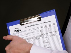 Form 15094 Consent to Disclose Tax Information