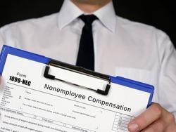 Form 1099 NEC Nonemployee Compensation