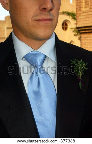 Formal mens suit