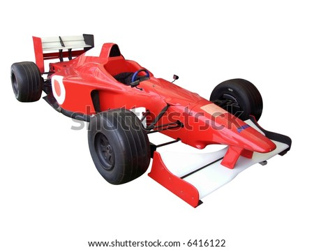 formula 1 isolated
