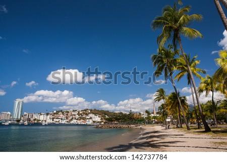 Fort de France, Martinique