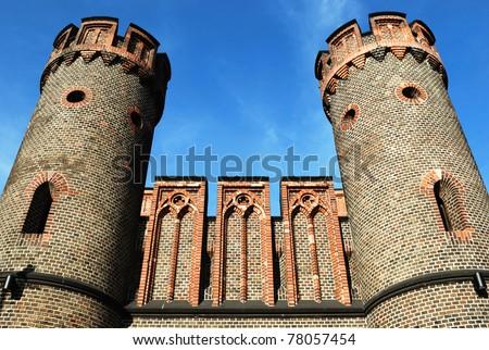 Fort Fridrichsburg, Kaliningrad, Russia