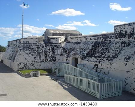 Fort in Nassau, Bahamas