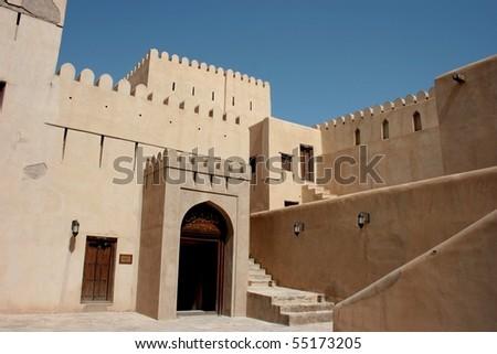 fort of Nizwa, Oman