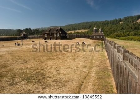 fort ross is a former russian...