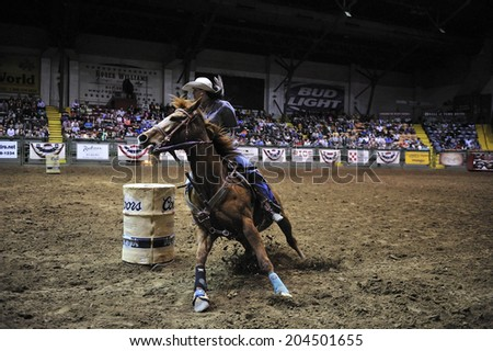 24 2012 Rodeo at Fort