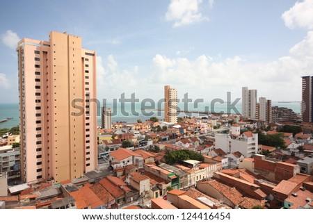 Fortaleza in Brasil
