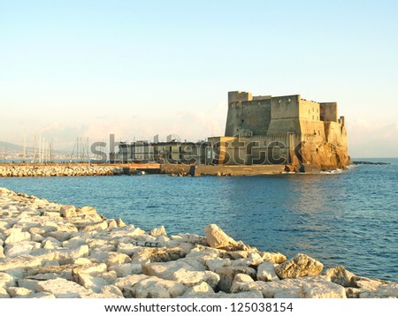 fortress in Naples