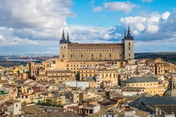 Fortress of Toledo, Spain