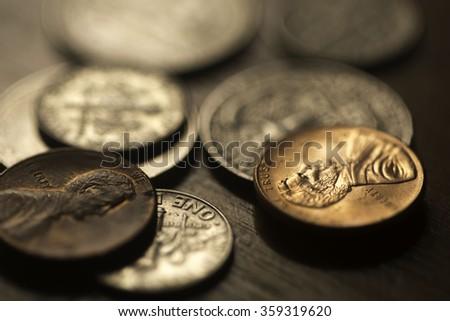 Found Pennies