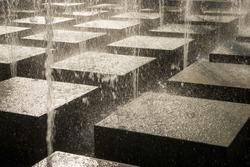 Fountain, Fountain bottom, Fountain in Astrakhan
