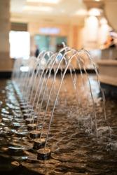 Fountain Water, Caesars Palace, Las Vegas