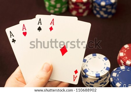 Four Aces/Good Hand