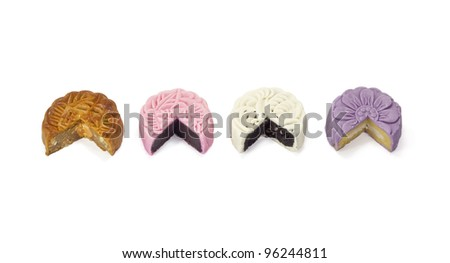 Four mooncake