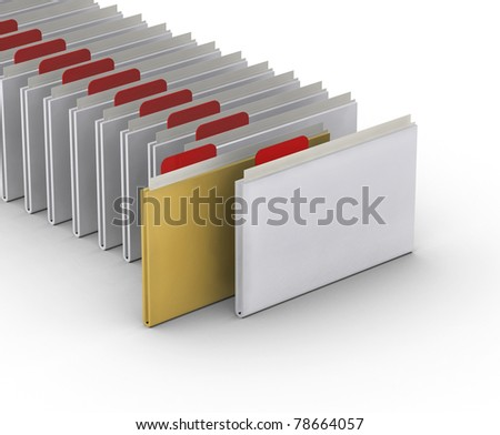 Four rounded process management system or recycle arrows as 3D with copy space in the center