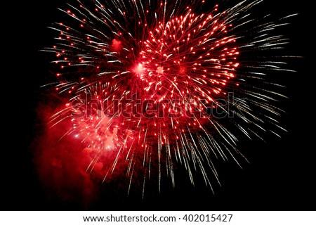 Four/th of July celebration fireworks/Fireworks/Fireworks #402015427