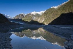 Fox Glacier, Newzealand.