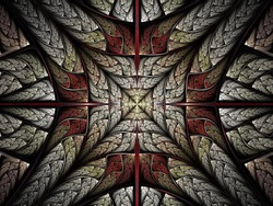 Fractal cross abstraction