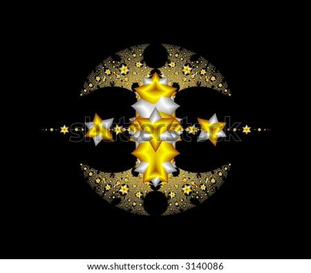 Fractal Star Sphere