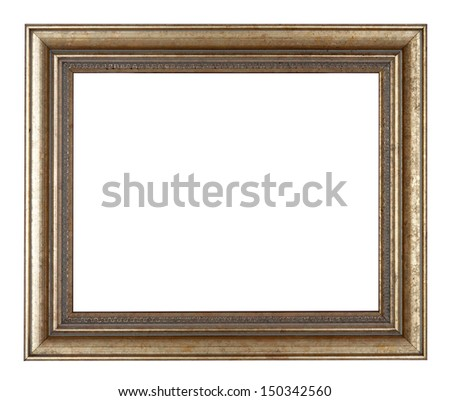 Frame - gold picture frame