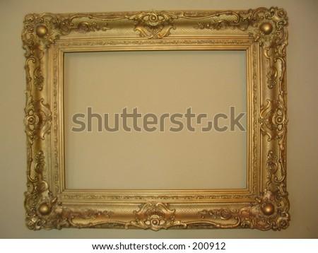 Frame vazio - stock photo