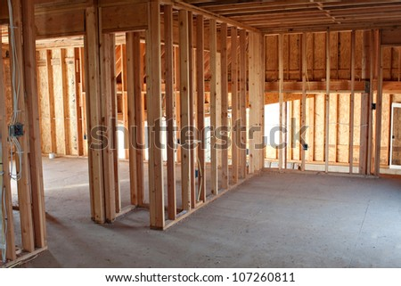 shutterstock mobile royalty subscription stock photography framed building or residential home basic electrical wiring and hvac complete