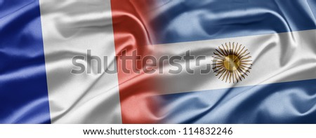 France and Argentina