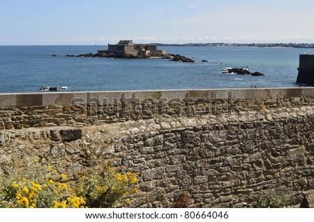 France, Brittany, Saint Malo