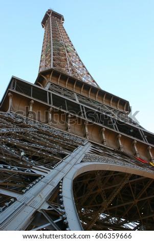 France, Eiffel Tower #606359666