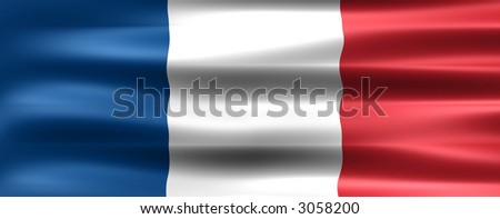 France Flag - Symbol of a country